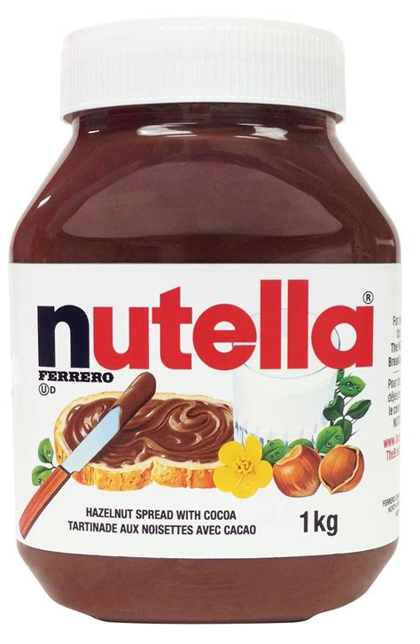 Can you suggest me the one you use? Nutella Hazelnut Spread with Cocoa   Walmart Canada