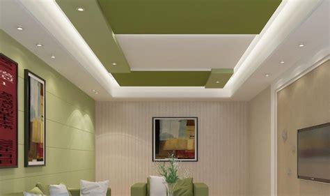 model plafon ruang tamu mewah modern minimalis rumah