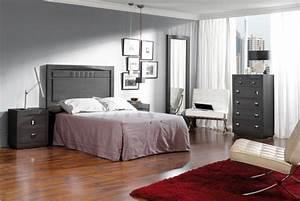 99 idees deco chambre a coucher en couleurs naturelles With parquet gris chambre