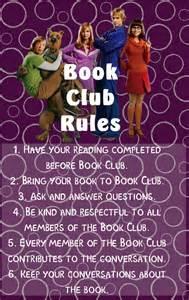 Scooby Doo Book Club