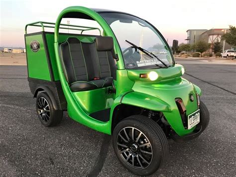 Gem Electric Car by Gem Motors Made In The Usa Gem Car Motor Gem Car Motor