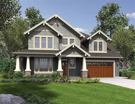 Craftsman Style Homes Exterior Ideas 67  House Plans