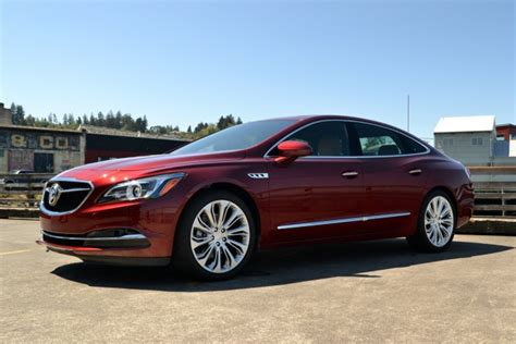 2017 Lacrosse Review by 2017 Buick Lacrosse Review Autoguide News