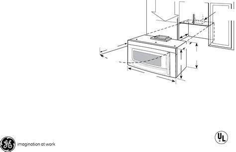 ge microwave oven jvmsn user guide manualsonlinecom