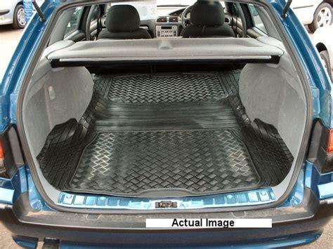 Complexion Automotive Boot Liner Mat Pair Peugeot 406 ...
