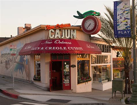 New Orleans Cajun Cafe  Soulofamerica  Hermosa Beach
