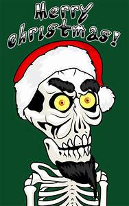 Christmas With Jeff: Achmed by Vailiya on DeviantArt