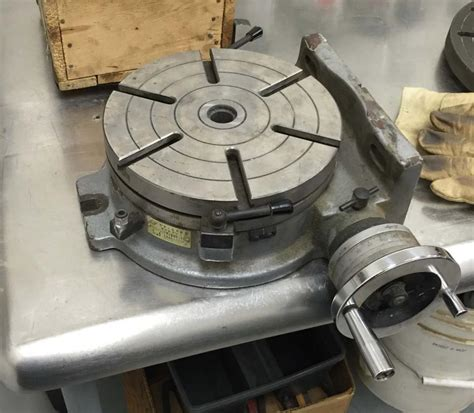 harbor freight 4 rotary table new to me vertical mill and metal lathe
