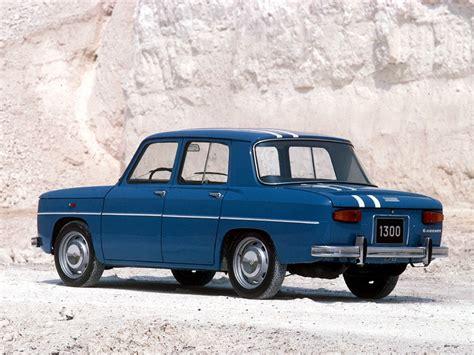 Renault 8 Gordini 1964 1965 1966 1967 1968 1969