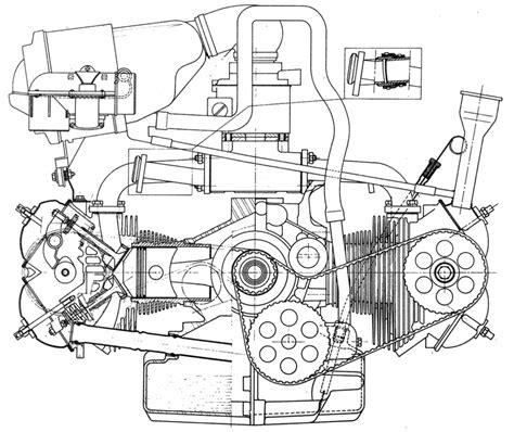 Citroen Gsa Boxer Engine