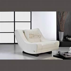 Fauteuil Relax Design Contemporain : canap et fauteuil design contemporain cuir ou tissu geisha ~ Teatrodelosmanantiales.com Idées de Décoration