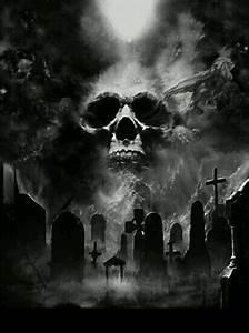 Skull silencio de la noche | Caveiras☠️ | Pinterest ...