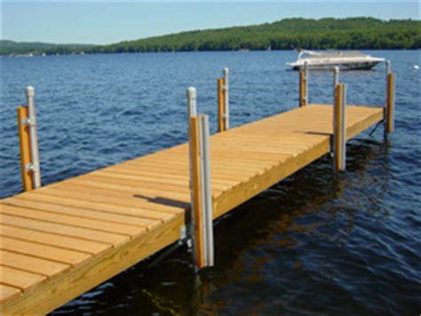 wooden wooden dock plans  plans