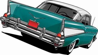 Chevy 57 Clip Clipart Chevrolet Vector Air