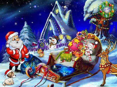 christmas entourage  christmas screensavers