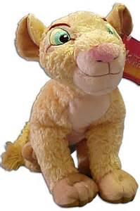 Disney Lion King Stuffed Animals Plush Toy