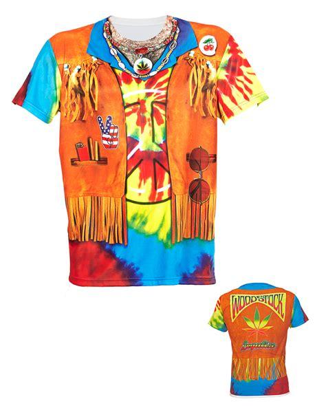 hippie t shirt selber machen hippie t shirt for carnival horror shop
