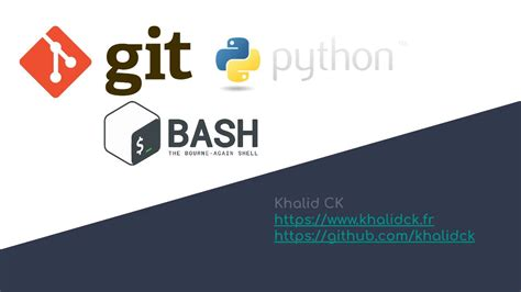 I hope this post is useful to you. Installer Python et Git Bash sur Windows 10 - YouTube