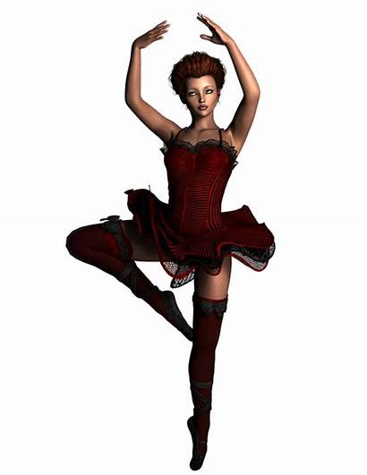 Ballet Turns Dancer Woman They Ballerina Types