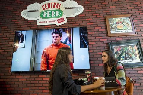New york city is filled with places to get coffee. 'Friends' Central Perk Cafe Opens in SoHo - Metropolis - WSJ