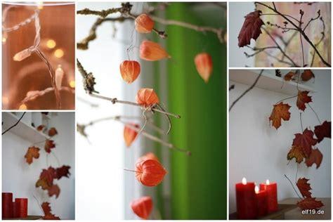 Herbstdeko Fenster Bestellen by Bl 228 Tter Regen Handmade Kultur