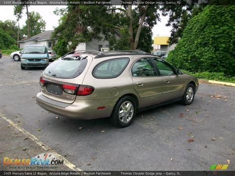 2005 Mercury Sable LS Wagon Arizona Beige Metallic ...