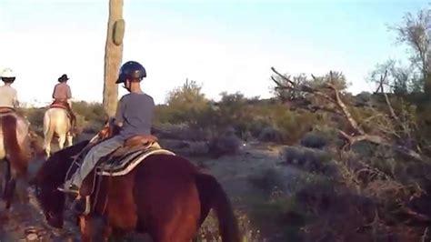horseback riding scottsdale az