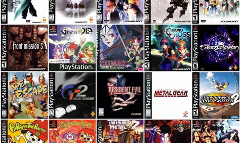 psx playstation emulator games days popular retro gaming relive glory most arcade australia sony
