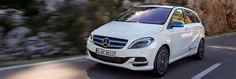 Mercedes Meldungen by Meldung Mercedes B Klasse Electric Drive