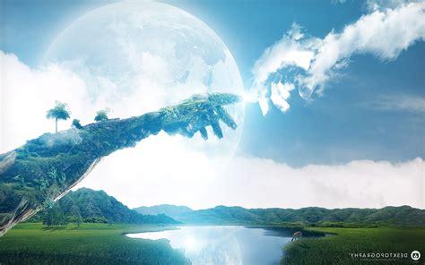 digital art artwork fantasy art nature wallpapers hd