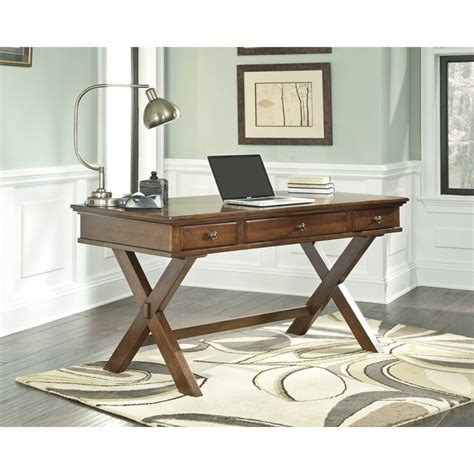 ashley furniture computer desk signature design by ashley furniture burkesville computer