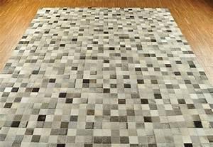 Teppich 200 X 220 : kuhfell teppich mix grau 200 x 300 cm patchwork ~ Bigdaddyawards.com Haus und Dekorationen