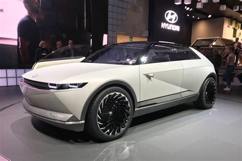 New Hyundai 45 concept hints at new all-electric SUV ...