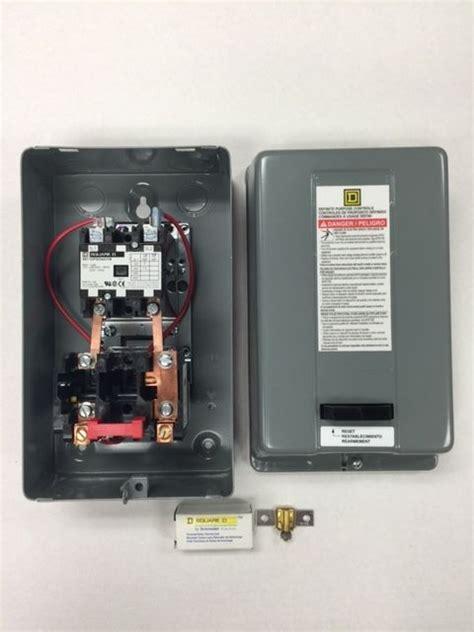 quality motor starter magnetic starter 7 5hp single phase