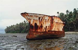 Dirk H.R. Spennemann, Modern Shipwrecks in the Marshall ...  Wreck