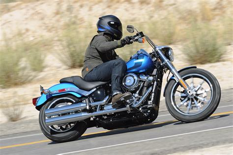 2018 Harley-davidson Low Rider Review