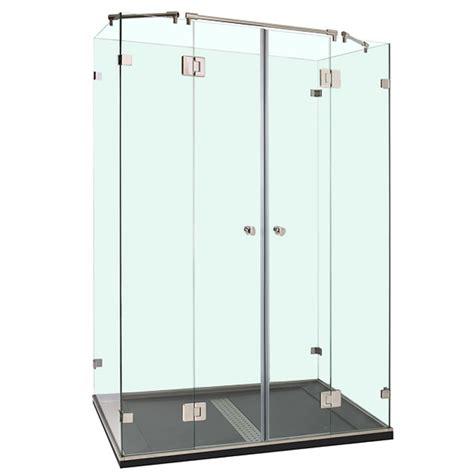 dusche u form duschkabine in u form glasprofi24