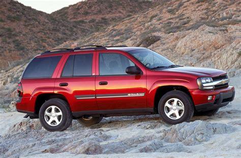 2002 Chevrolet Trailblazer Conceptcarzcom