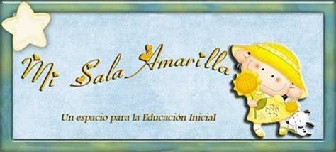 Mi Sala Amarilla: Unidad didáctica: El c