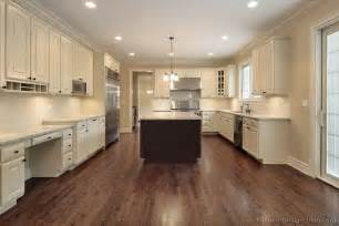 kitchen wood flooring ideas pictures of kitchens traditional white antique