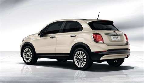 Fiat 500 X by Fiat S 500x Small Crossover Revealed Will Be Sold In U S