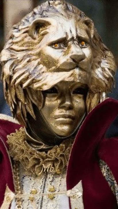 Carnival Masks Mask Lion Sculpture
