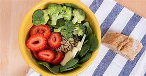 Healthy Lunch Ideas: 35 Quick and Low-Calorie Lunches ...