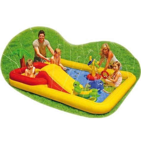 piscine gonflable avec siege piscine aire de jeux gonflable 28 images piscine