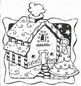 Coloring Gingerbread Pages Christmas Printable Colouring Sheets Holiday Books Popular Getcoloringpages Coloringhome Chakiradecor Rocks Coloringtop sketch template