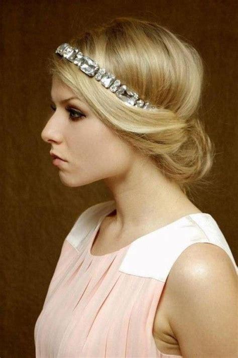 glamorous bridesmaid hairstyles  long hair pretty