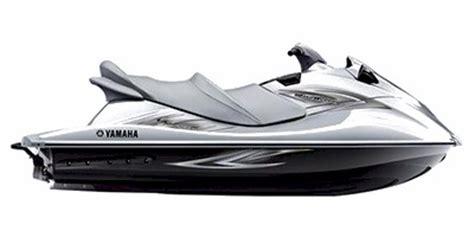 yamaha waverunner vx deluxe personal watercraft