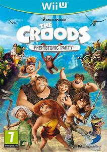 The Croods: Prehistoric Party! - Wii U | Review Any Game