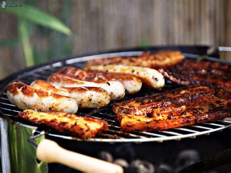 grill cuisine gegrilltem fleisch