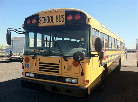 Bird Fe by School Motorcoach Shuttle Inventory